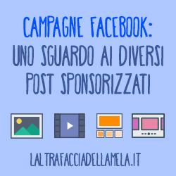 Quanti tipi di campagne Facebook esistono?